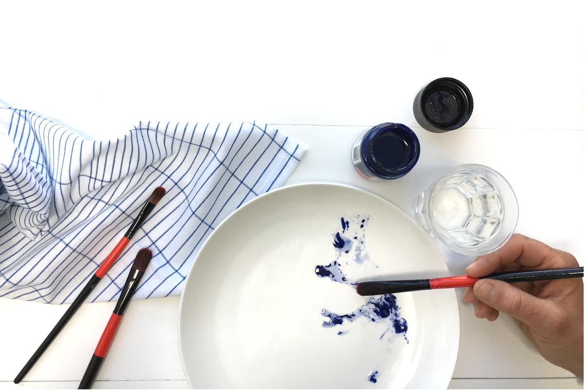 DIY: Keramik bemalen leicht gemacht