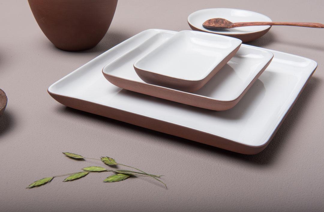Keramik Geschirr: Zu Tisch, bitte!