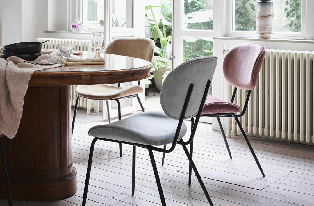 Moderne Stühle für das Esszimmer