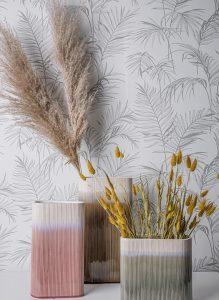 Arrangement mit Trockenblumen