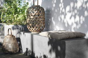 Neuster Trend im Garten: Möbel in Betonoptik