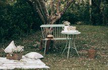 Die schönsten Deko-Ideen für deinen Garten