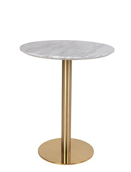 Beistelltisch 45 x 45 cm aus Holz Tischchen Gartentisch Tisch Tische feststehend
