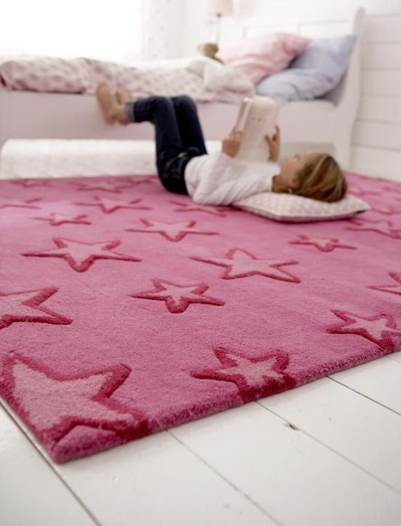 Car Möbel Teppich teppich pinke sterne car möbel