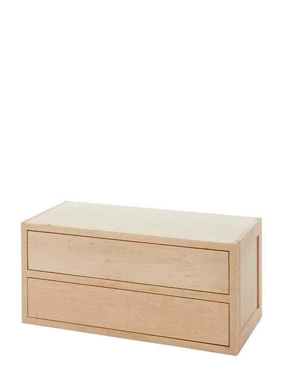 wohnmodul 2 schubladen car m bel. Black Bedroom Furniture Sets. Home Design Ideas