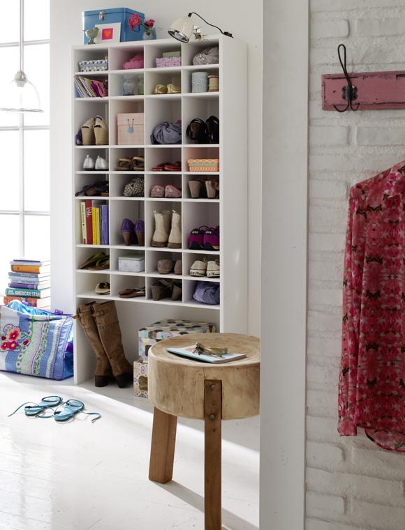 schuhregal f cher car m bel. Black Bedroom Furniture Sets. Home Design Ideas