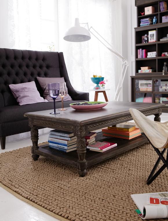couchtisch louis car m bel. Black Bedroom Furniture Sets. Home Design Ideas
