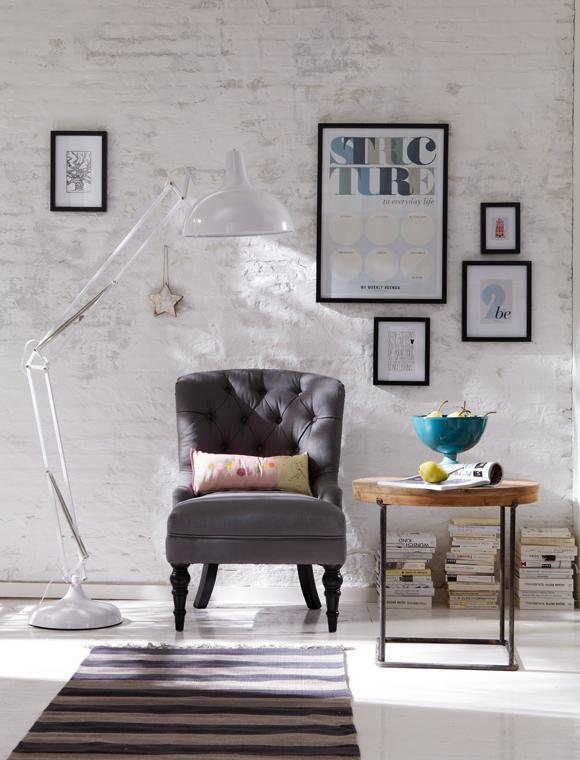 sessel grau von nordal car m bel. Black Bedroom Furniture Sets. Home Design Ideas