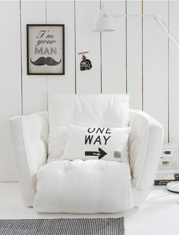 futonsessel car m bel. Black Bedroom Furniture Sets. Home Design Ideas