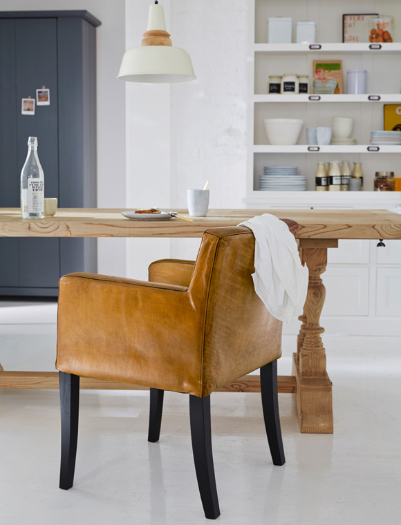 polsterstuhl leder car m bel. Black Bedroom Furniture Sets. Home Design Ideas