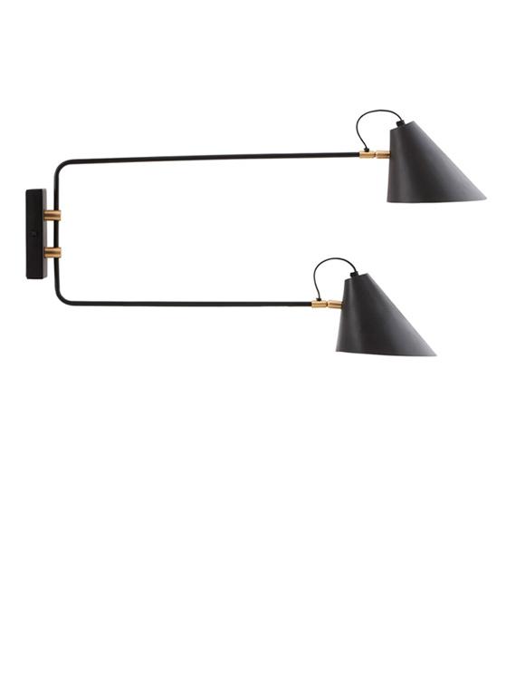 wandlampe von house doctor car m bel. Black Bedroom Furniture Sets. Home Design Ideas