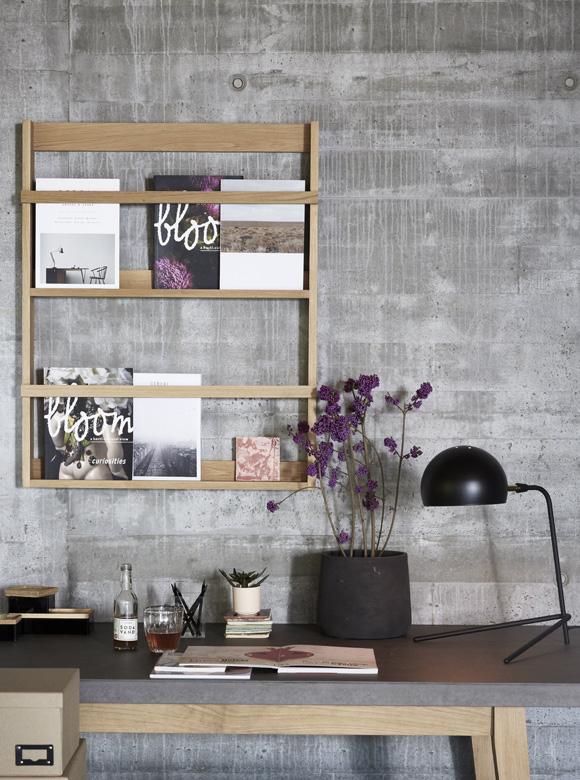 zeitschriftenregal von h bsch interior car m bel. Black Bedroom Furniture Sets. Home Design Ideas
