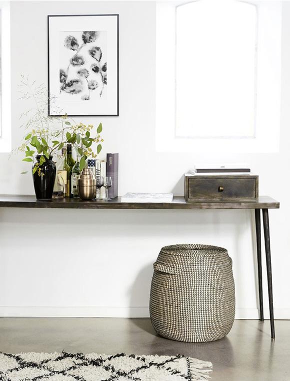 konsolentisch club von house doctor car m bel. Black Bedroom Furniture Sets. Home Design Ideas