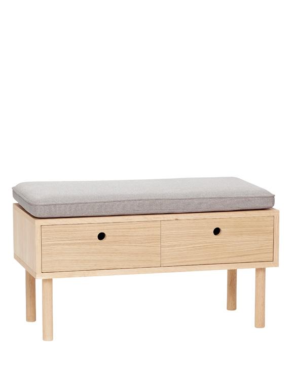 bank mit schubladen von h bsch interior car m bel. Black Bedroom Furniture Sets. Home Design Ideas