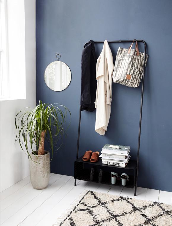 anlehngarderobe von house doctor car m bel. Black Bedroom Furniture Sets. Home Design Ideas