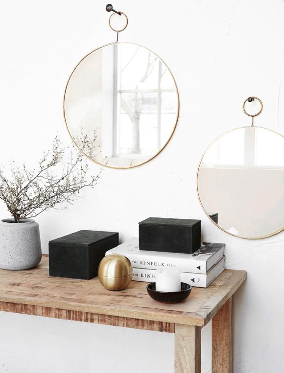 spiegel the loop von house doctor car m bel. Black Bedroom Furniture Sets. Home Design Ideas