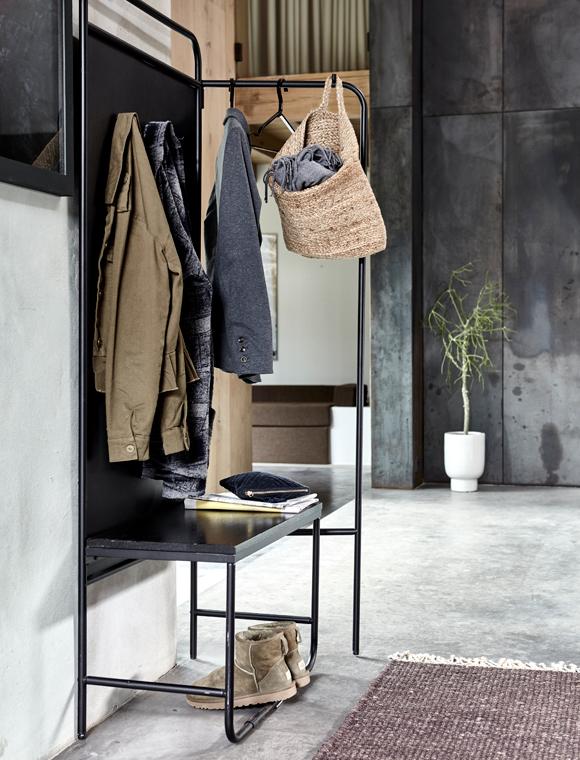 garderobe loop von house doctor car m bel. Black Bedroom Furniture Sets. Home Design Ideas