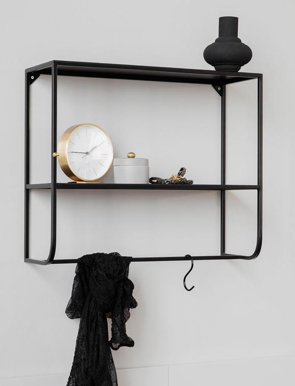 wandregal metall von house doctor car m bel. Black Bedroom Furniture Sets. Home Design Ideas
