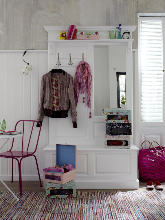 Garderobe Landhausstil | car möbel